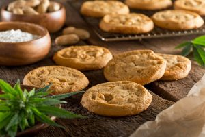Peanut Butter Weed Cookies Preparation Guide